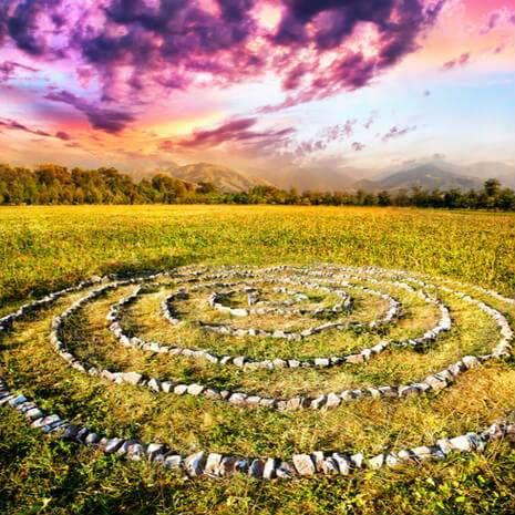 Activation Of The Medicine Wheel