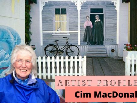 Artist Talk: An artists journey with photographer and muralist Cim MacDonald