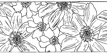 NEW Spring Coloring Bookmarks