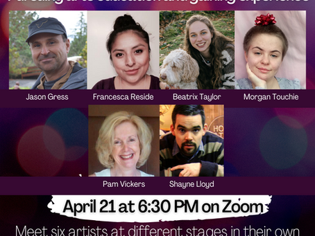 Upcoming Artist Talks: Insights and Resources for Emerging Artists