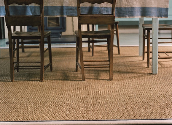 Seagrass Fine Basketweave - Double Border