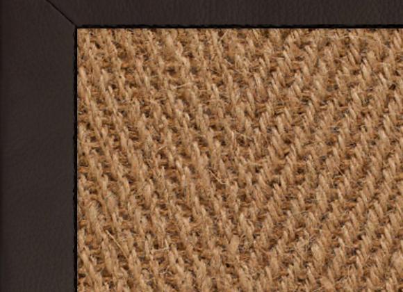 Coir Luxury Herringbone Rug