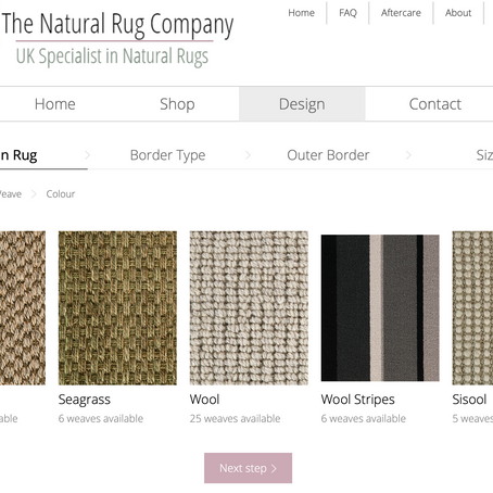 Rug Designer - How to Use