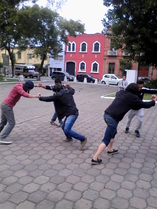 Acción Taller de Performance Puebla