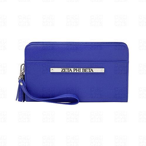 Zeta Oversize Clutch Wallet