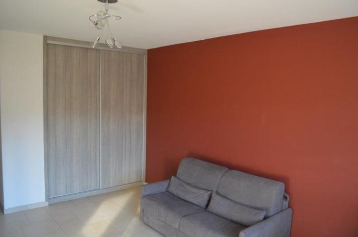 Living - appartement une chambre Namur L