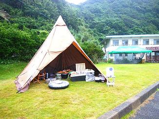 天草キャンプ