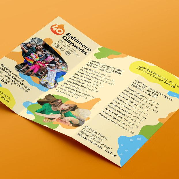 Summer Camp - Kids Camp Flyer