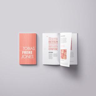 Tobias Frere Jones - Type Book