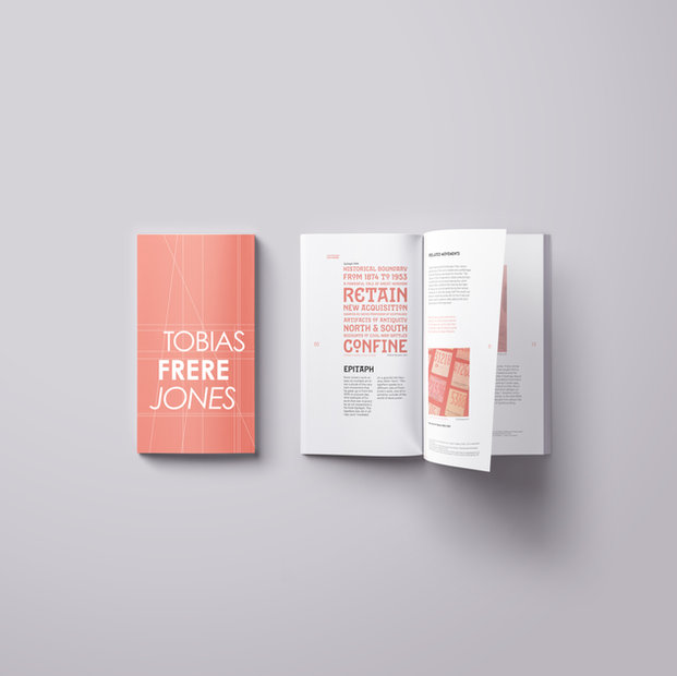 Tobias Frere Jones - Type Book