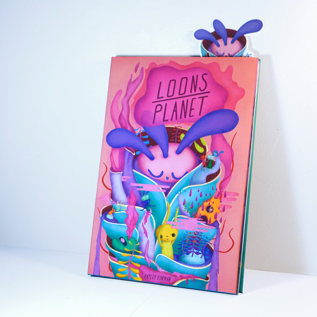 Loons Planet - Childens Book