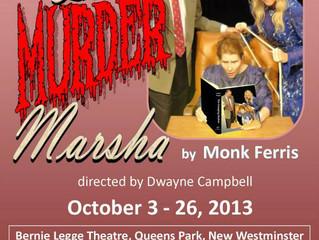 Let's Murder Marsha
