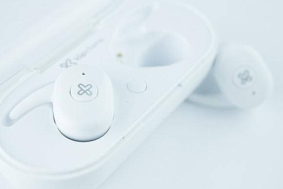 Audífonos TwinBuds II, Klip Xtreme KHS-750WH, TWS, Bluetooth