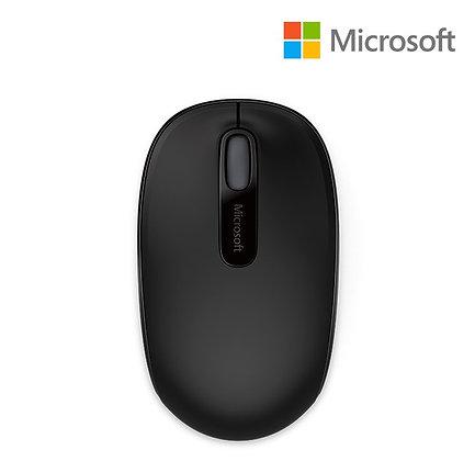 Mouse Microsoft 1850 Wireless Inalámbrico Negro