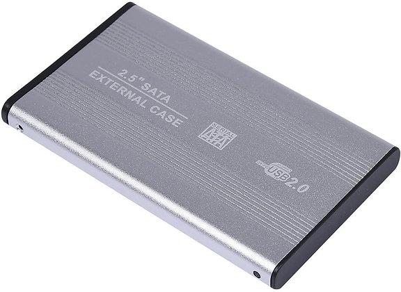 """HDD 2,5"""" EXTERNAL CASE SATA PLÁSTICA"""