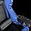 Thumbnail: SILLA GAMER PRIMUS THRÓNOS 100T BLUE