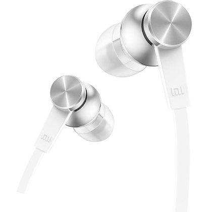 Audífonos In-ear Xiaomi Mi Headphones Basic Plateado