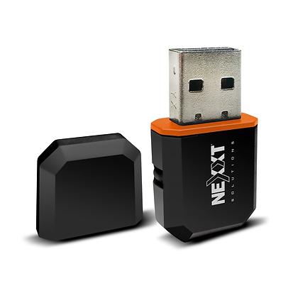 Adaptador de red USB Nexxt Lynx 600-AC