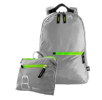 Mochila Plegable Lite Pack Klip Xtreme Kfb-001gr Gris