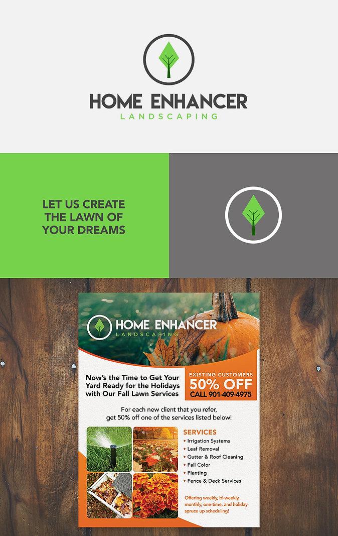 Home Enhancer Brand ID