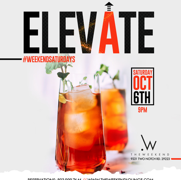 Elevate Flyer