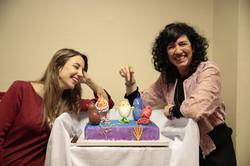 Paula Moreno y Luciana Rossi