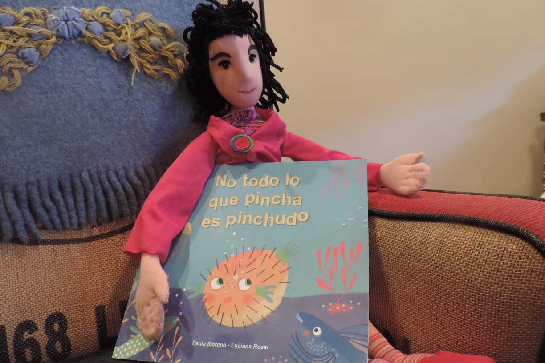 Titre Paula Moreno