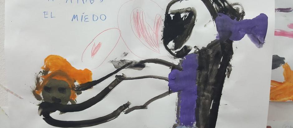 La adopción de un niño severamente maltratado