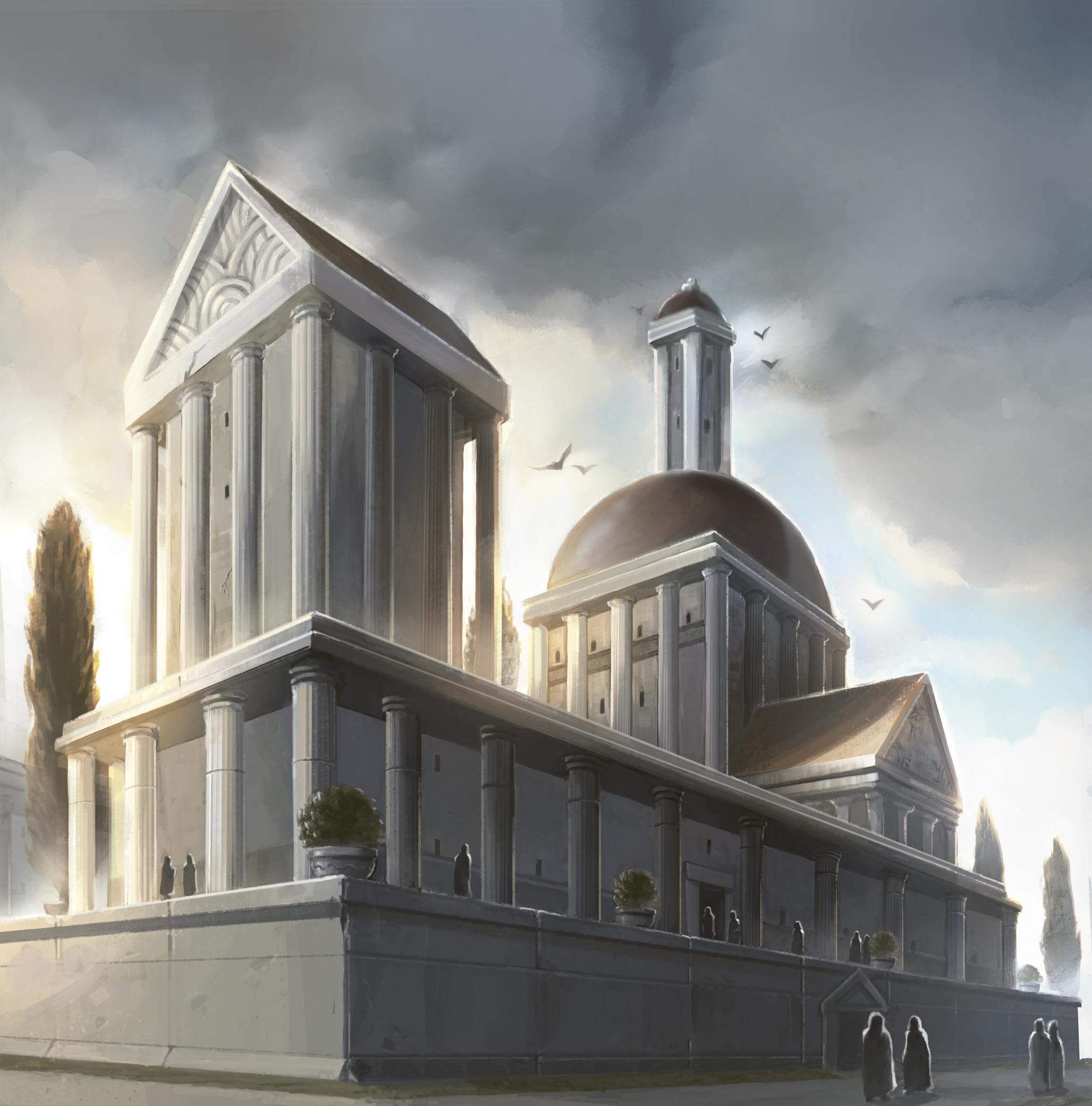 Grande universite Athena