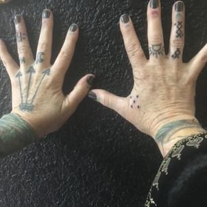 Hand Adornments