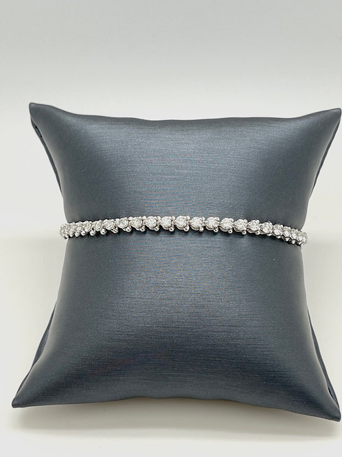 3.50ctw Diamond Bracelet
