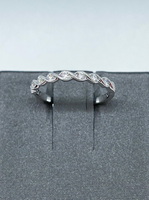 .22ctw 14k Diamond Band