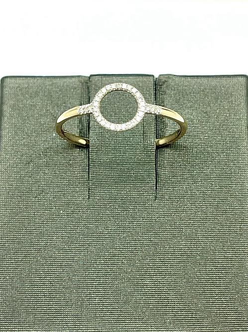 """14k """"Circle Of Life"""" Ring"""