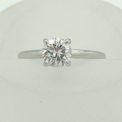 1.01ct Solitaire Engagement Ring