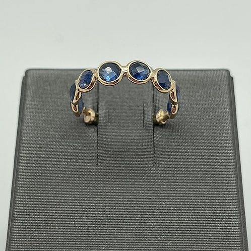 Tresor 18k Sapphire Ring