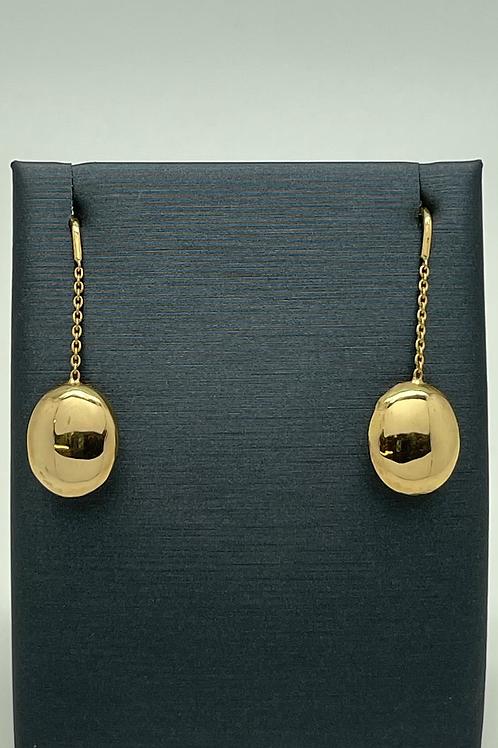 Tresor 18k Drop Earrings