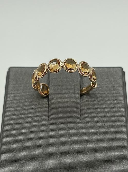 Tresor 18k Citrine Ring