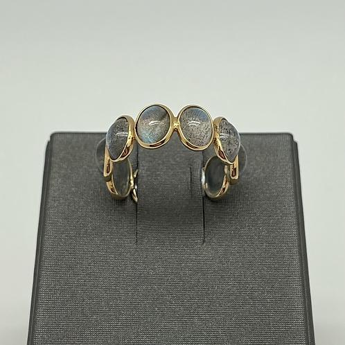 Tresor 18k Labradorite Ring