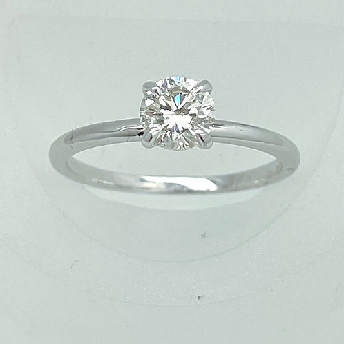 .71ct Diamond Solitaire Engagement Ring