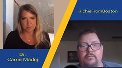 Richie from Boston: Hook, Line, and Sinker with Dr. Carrie Madej
