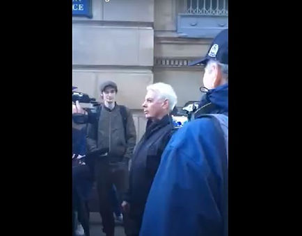 David Icke in London.JPG