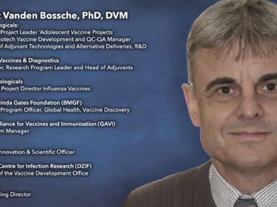 A Coming COVID Catastrophe - WARNING from Pro-Vaccine Developer Dr. Geert Vanden Bossche, PhD, DVM