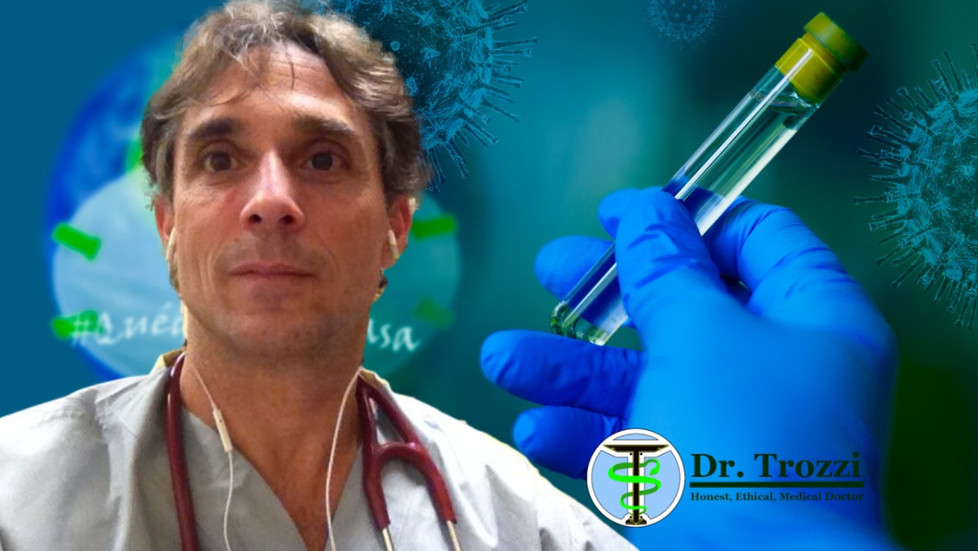 Toronto ER Dr. Mark Trozzi's Personal Testimony: Quits His Job to Blow the Whistle on Covid19