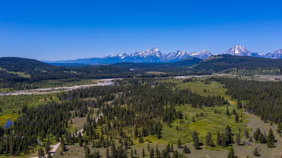 Pacific Creek View