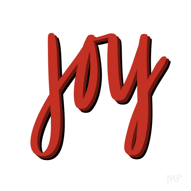 JOY - RED