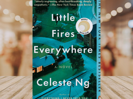 Little Fires Everywhere: Book Review