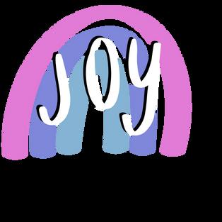 JOY in the RAINBOW