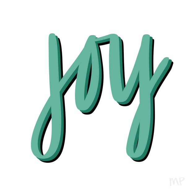 JOY - GREEN