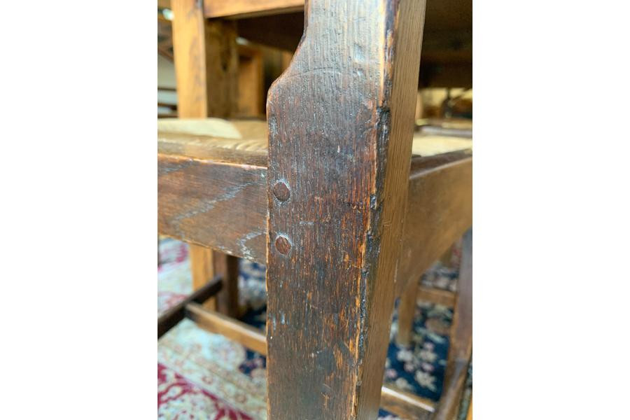 A Gentler Approach to Fixing Wobbly Legs - Furniture Conservation at West Dean College