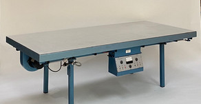 Refurbished Heated Vacuum Relining Table NOW AVAILABLE
